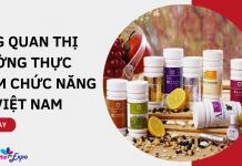 Tổng quan thị trường thực phẩm chức năng tại Việt Nam