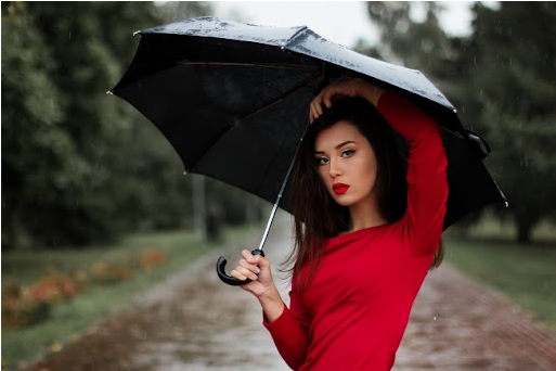 the sale of lipsticks increases phenomenally in the rains day